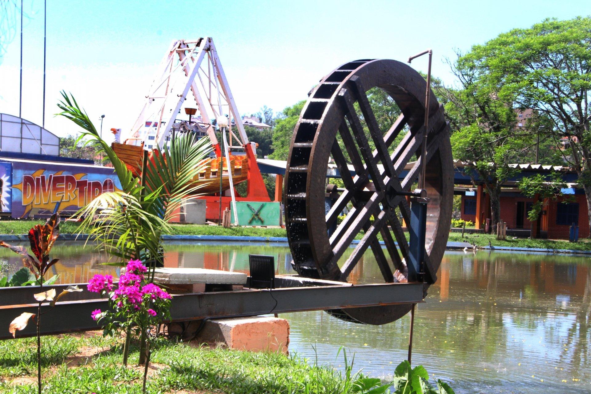 Parque do Imigrante