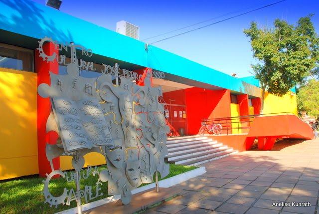 Centro Cultural José Pedro Boéssio, em São Leopoldo