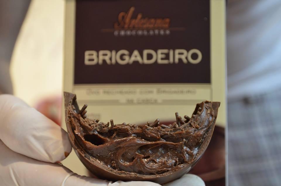 Artesana Chocolates - clima de Páscoa