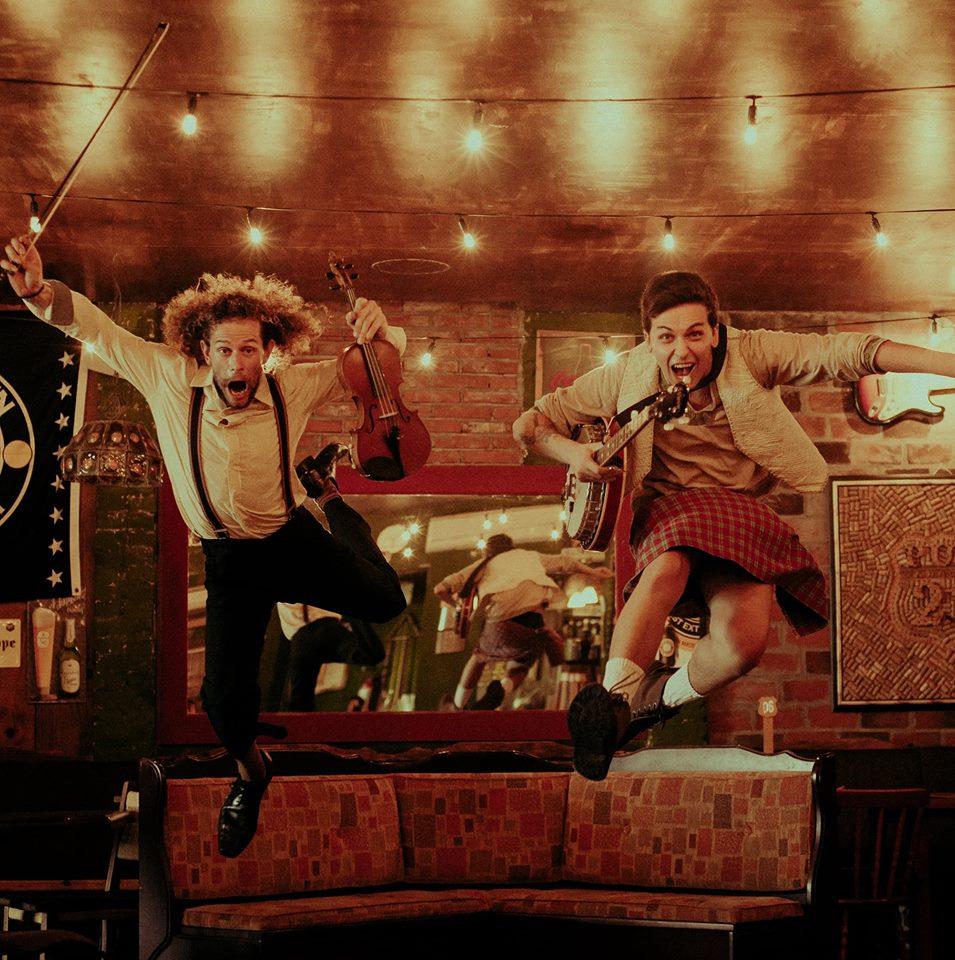Johnny & Zé do Banjo