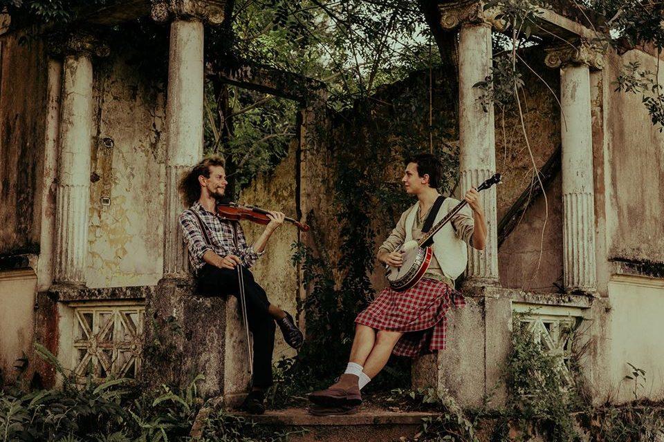Talentos de Sapiranga: conheça Johnny & Zé do Banjo